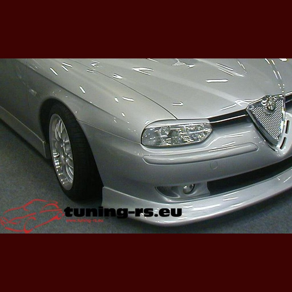 alfa romeo 156 casquettes de phares abs tuning ebay. Black Bedroom Furniture Sets. Home Design Ideas