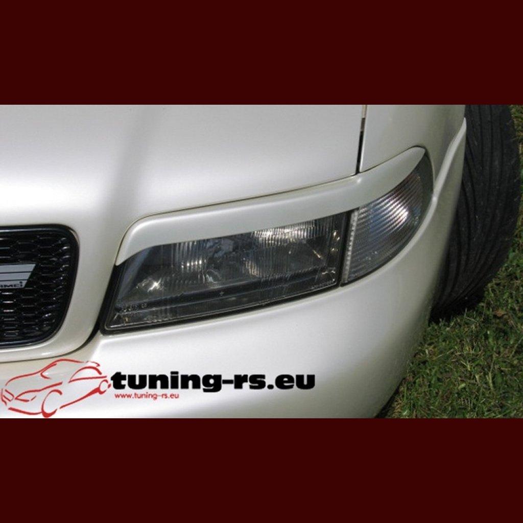 3BG VW PASSAT B5 SCHEINWERFERBLENDEN BÖSER BLICK ABS tuning-rs.eu
