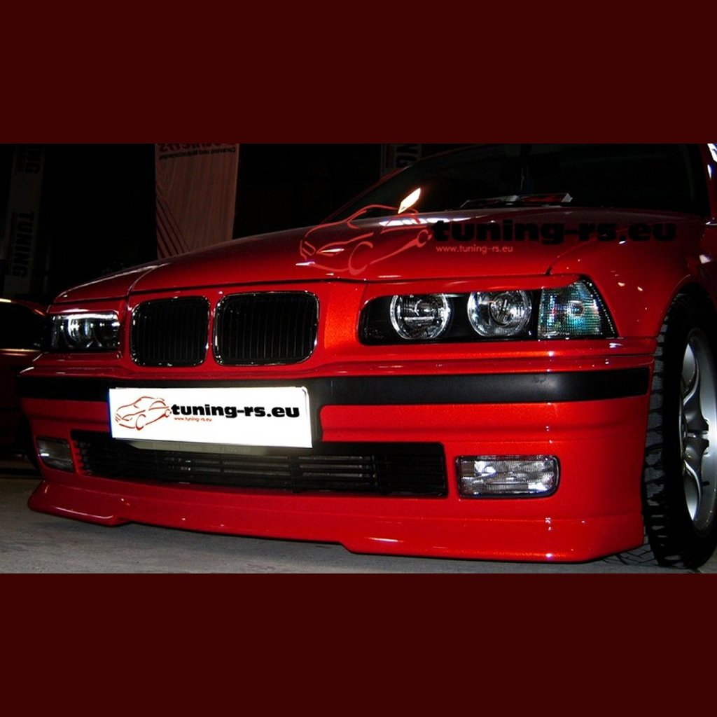 bmw e36 frontansatz frontlippe e 36 tuning ebay. Black Bedroom Furniture Sets. Home Design Ideas