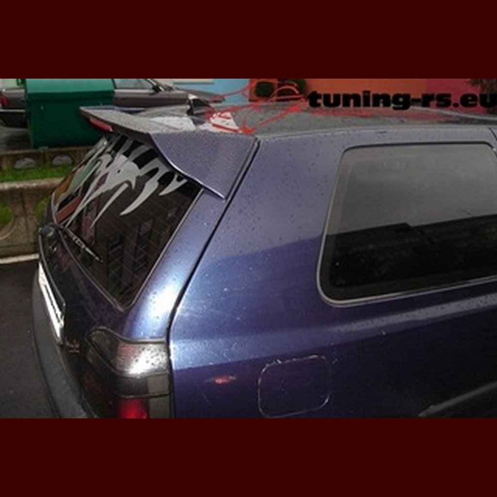 vw golf 3 rear roof spoiler stop light tuning ebay. Black Bedroom Furniture Sets. Home Design Ideas