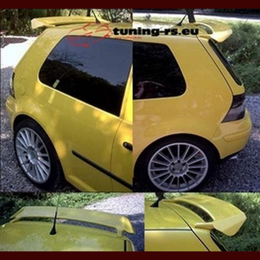 vw golf 4 becquet aileron golf iv spy look tuning ebay. Black Bedroom Furniture Sets. Home Design Ideas