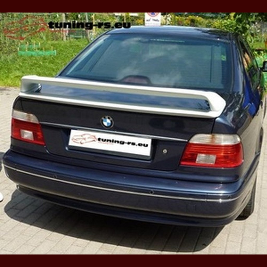 bmw e39 rear boot spoiler 5 series tuning. Black Bedroom Furniture Sets. Home Design Ideas