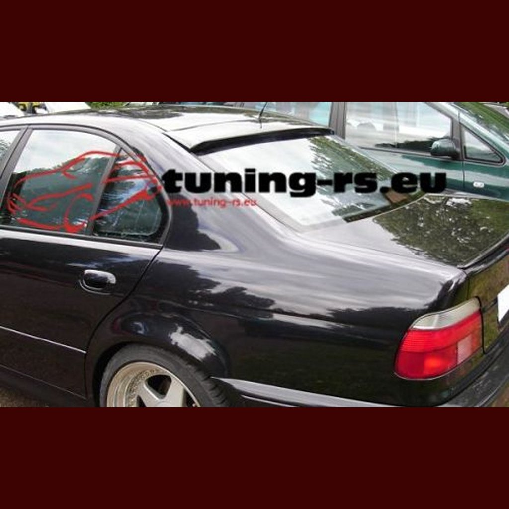 bmw e39 rear window covering spoiler tuning rs ebay. Black Bedroom Furniture Sets. Home Design Ideas