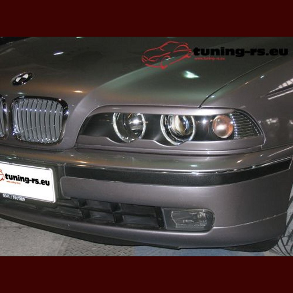 bmw e39 eyebrows eyelids 4 parts tuning. Black Bedroom Furniture Sets. Home Design Ideas