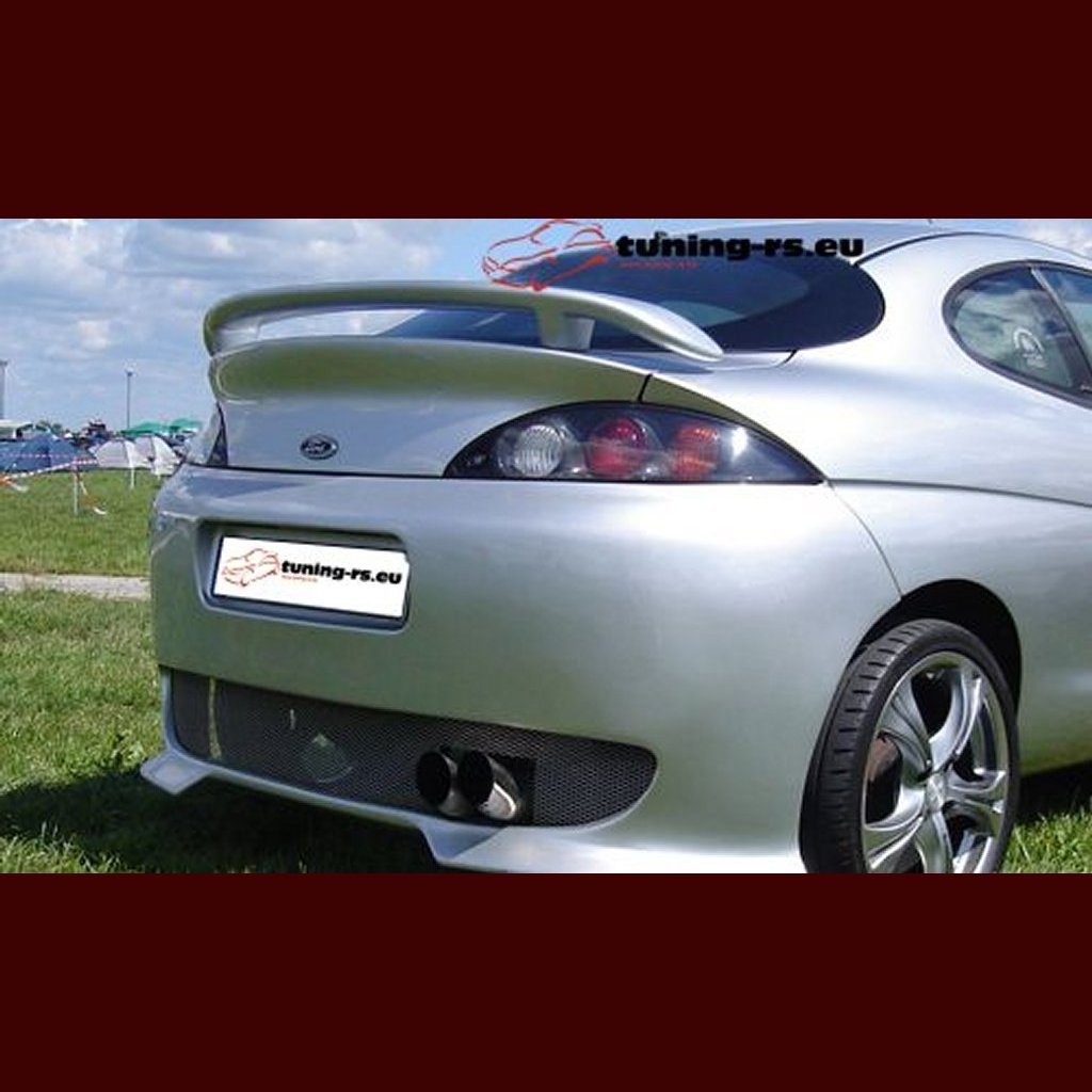 ford puma rear boot spoiler tuning ebay. Black Bedroom Furniture Sets. Home Design Ideas