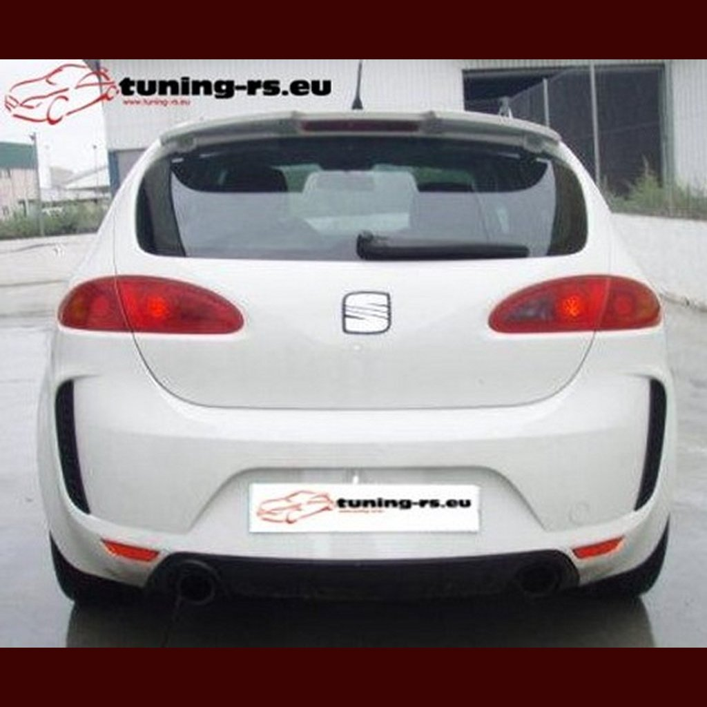 seat leon rear roof spoiler cupra look 1p tuning ebay. Black Bedroom Furniture Sets. Home Design Ideas