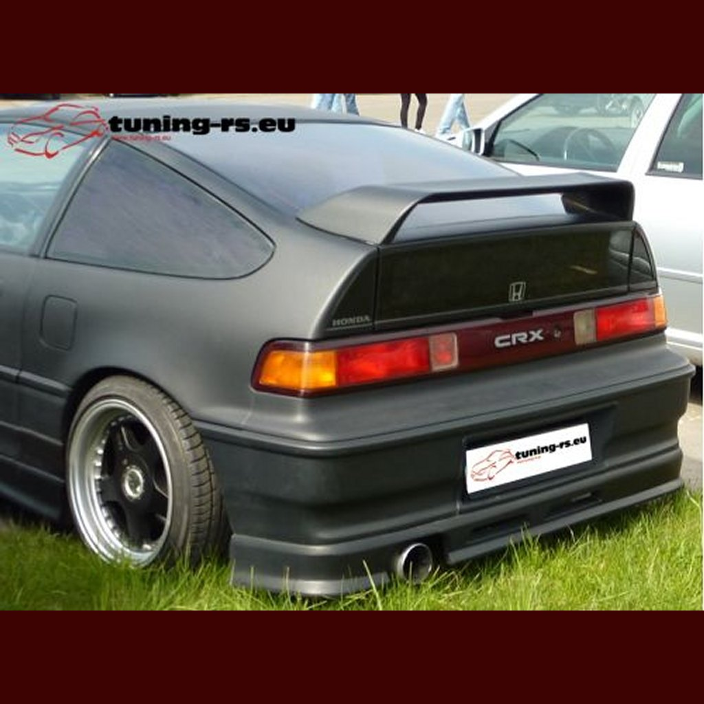 honda crx heckspoiler spoiler tuning ebay. Black Bedroom Furniture Sets. Home Design Ideas