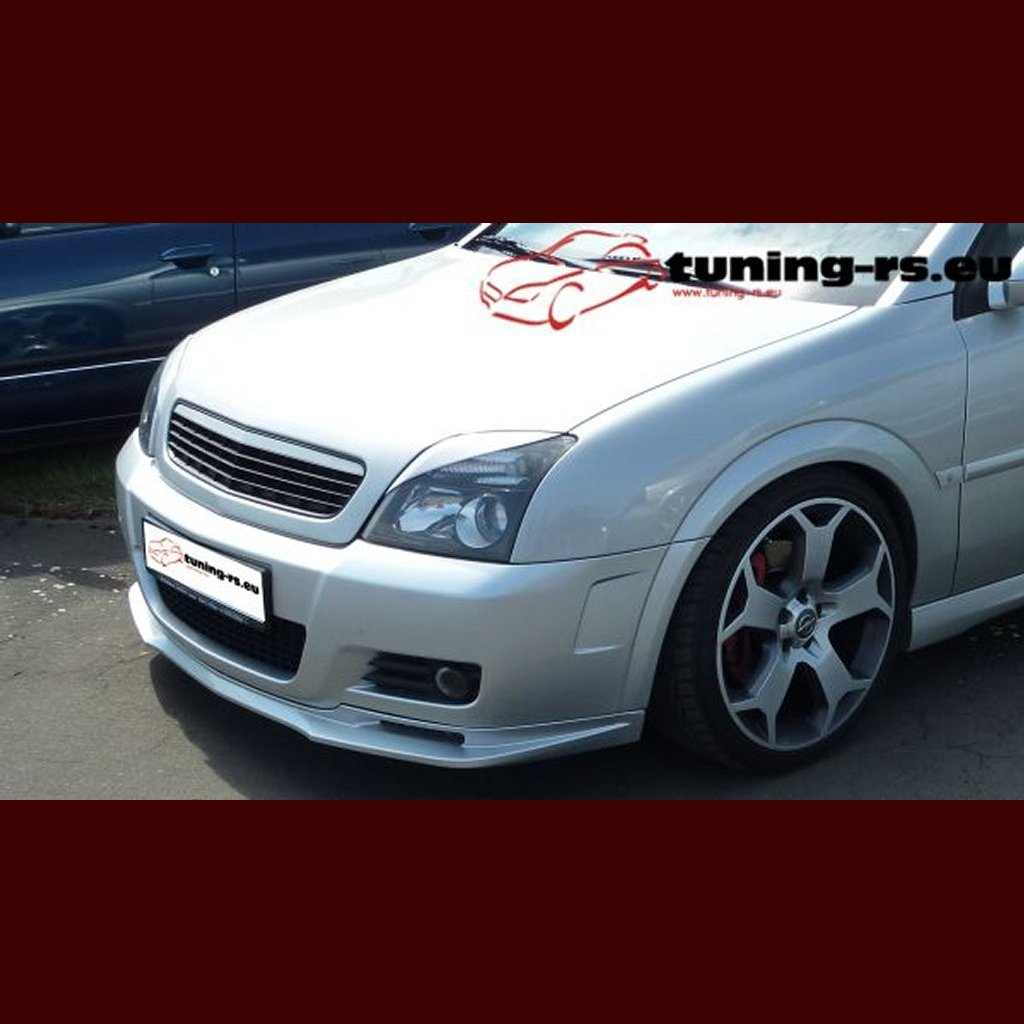 vauxhall vectra c gts front bumper spoiler tuning ebay. Black Bedroom Furniture Sets. Home Design Ideas