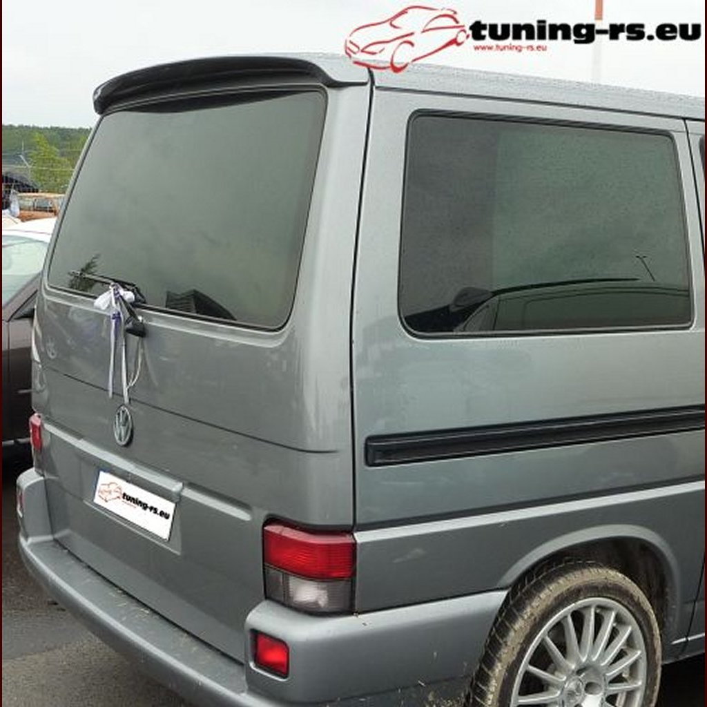 vw t4 transporter caravelle dachspoiler tuning ebay. Black Bedroom Furniture Sets. Home Design Ideas