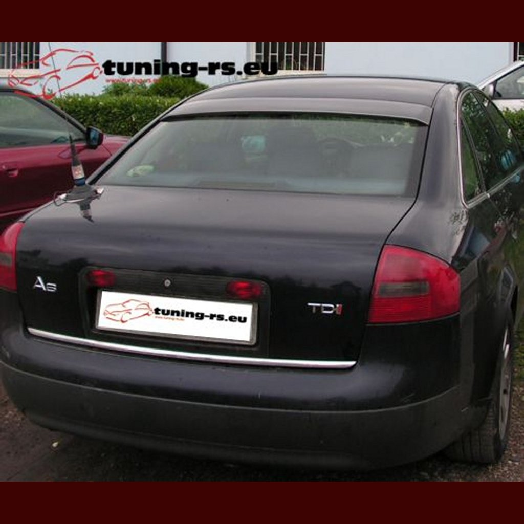 audi a6 c5 rear window covering spoiler tuning ebay. Black Bedroom Furniture Sets. Home Design Ideas