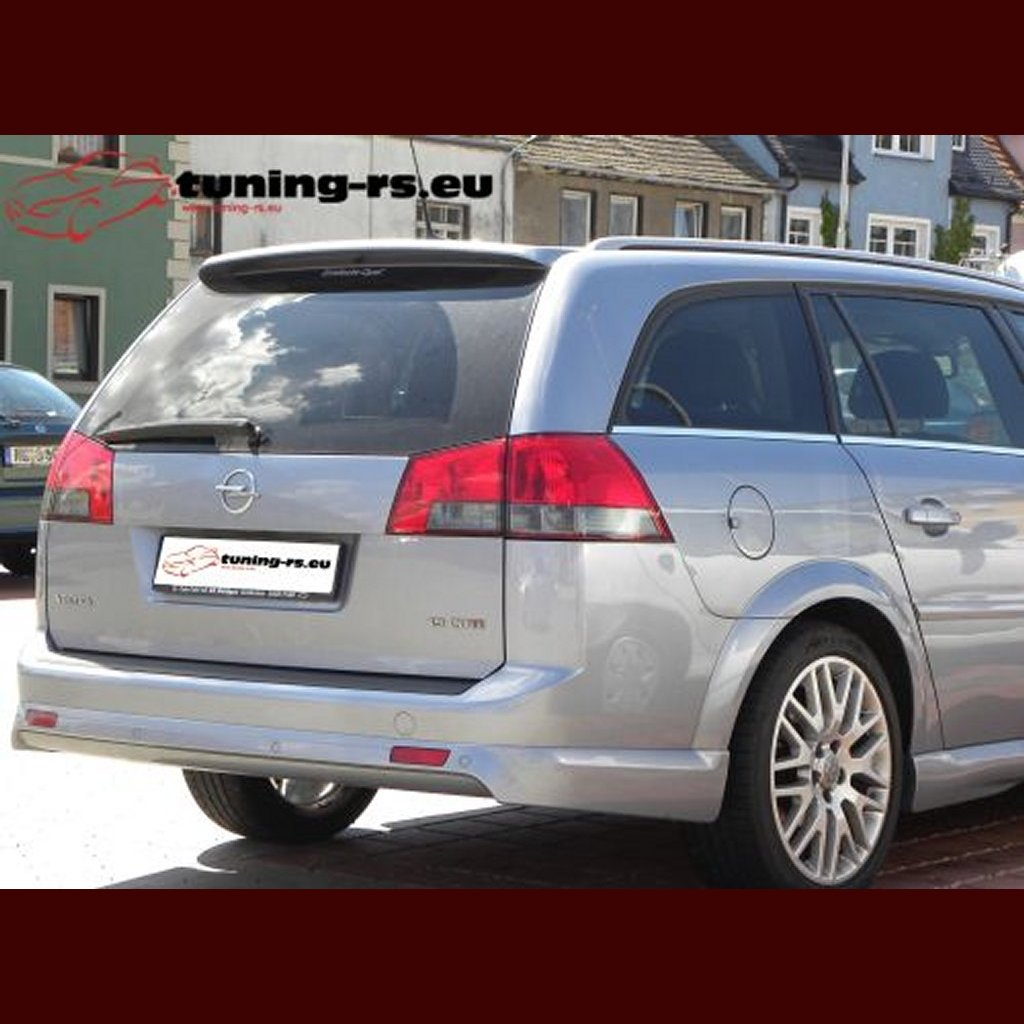 opel vectra c caravan dachspoiler kombi tuning on. Black Bedroom Furniture Sets. Home Design Ideas