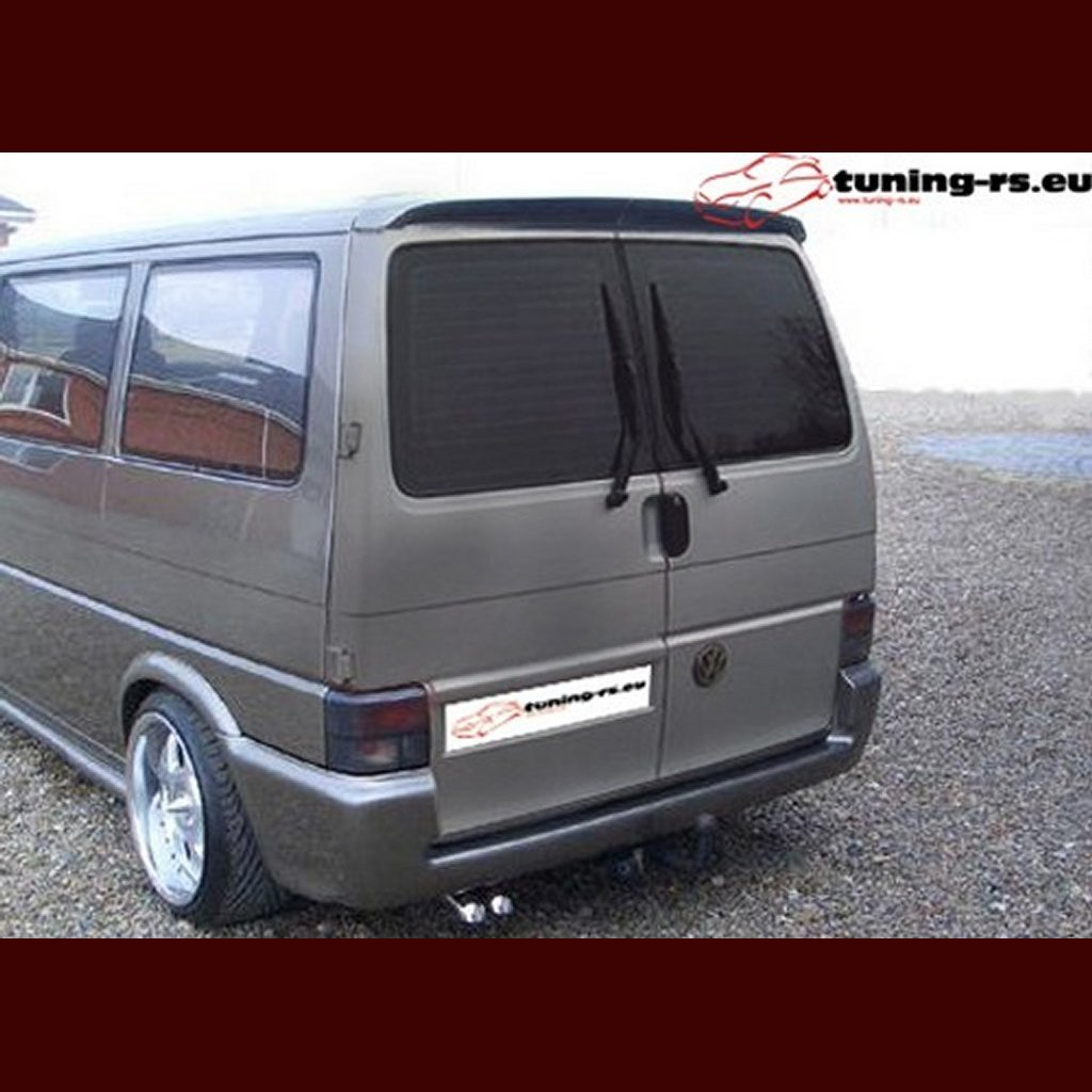 vw t4 transporter rear roof spoiler tuning ebay. Black Bedroom Furniture Sets. Home Design Ideas