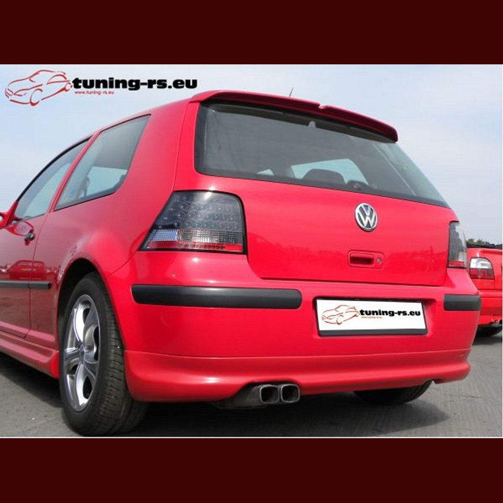 vw golf 4 golf iv dachspoiler heckspoiler tuning ebay. Black Bedroom Furniture Sets. Home Design Ideas