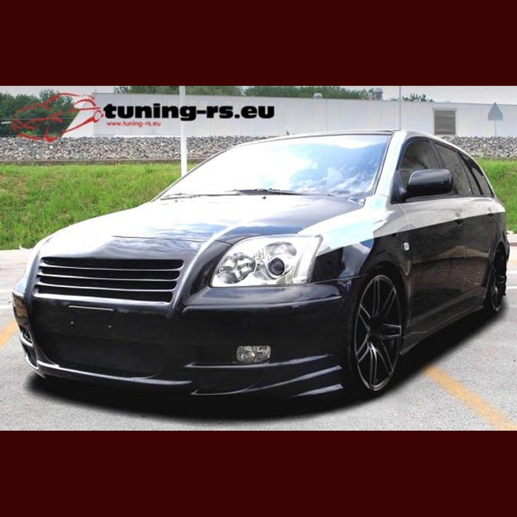 toyota avensis ii t25 2003 2009 frontstossstange tuning. Black Bedroom Furniture Sets. Home Design Ideas