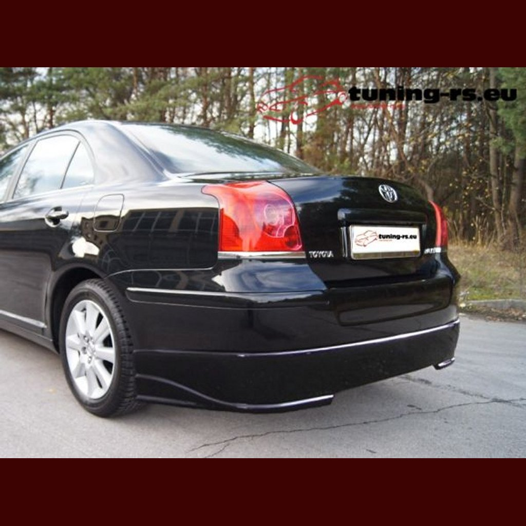 toyota avensis 2 tuning id e d 39 image de voiture. Black Bedroom Furniture Sets. Home Design Ideas